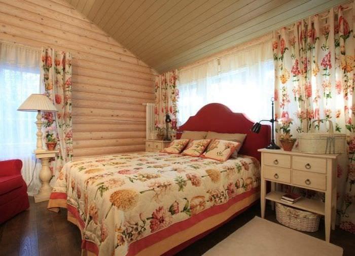 мне дизайн дачной комнаты фото больше диаметр