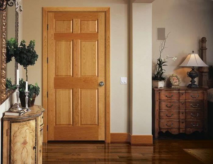 яркие двери в стиле кухни