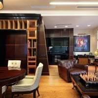 яркий ар деко стиль квартиры фото