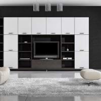 светлый интерьер комнаты в белых тонах фото