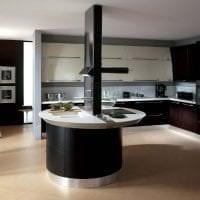 красивый дизайн комнаты в стиле хай тек картинка
