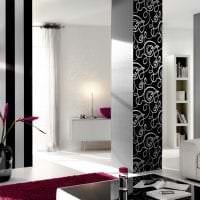 яркий интерьер комнаты в белом цвете картинка