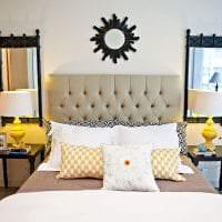 светлый стиль гостиной в стиле эклектика фото