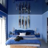 светлая спальня комната стиль картинка