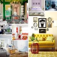 яркая комната комната дизайн картинка