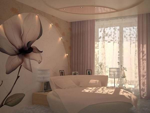 цветная комната комната интерьер фото