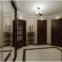 светлые двери в стиле гостевой фото