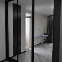 угловой шкаф в стиле коридора фото
