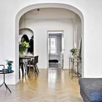 яркая арка в стиле коридора картинка