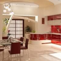 яркая кухня комната стиль картинка