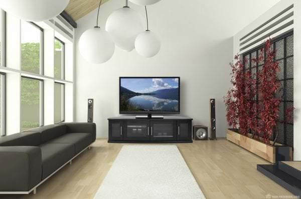 светлая комната комната стиль фото