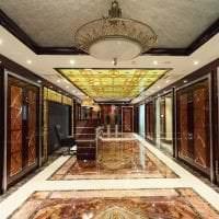 яркий ар деко стиль коридора картинка