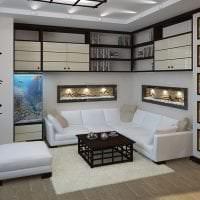 красивый стиль спальни в японском стиле картинка