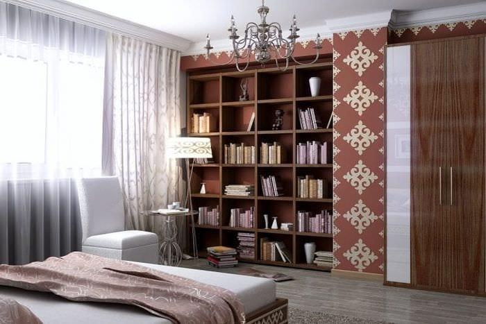 красивый декор квартиры в этническом стиле