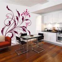 яркий diy декор кухни своими руками картинка