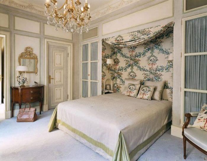 задача фото кроватей во французском стиле для подготовки
