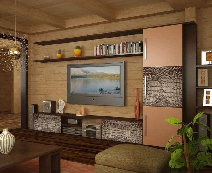 необычный дизайн квартиры в африканском стиле