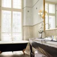 яркий дизайн спальни в английском стиле картинка