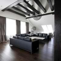 светлый интерьер комнаты в белом цвете фото