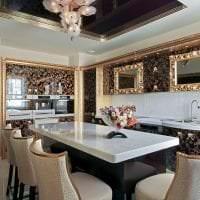 яркий стиль дома в стиле деко арт фото
