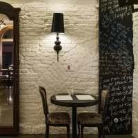 белые стены в стиле дома в стиле скандинавия фото