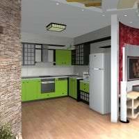 дизайнерская квартира в стиле модерн фото
