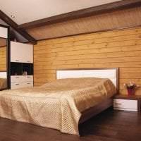 светлая комната в стиле лофт картинка