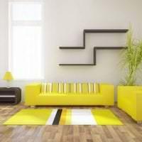 футуризм в дизайне квартиры в светлом цвете картинка