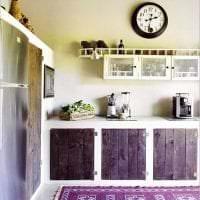 комбинирование сиреневого цвета в декоре дома фото