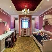 современный декор квартиры в стиле рококо фото