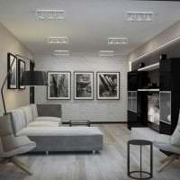 яркий эргономичный декор квартиры картинка