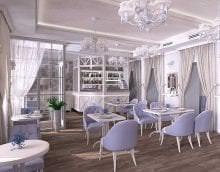 светлый эргономичный интерьер гостиной картинка