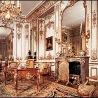 необычный дизайн квартиры в стиле барокко картинка
