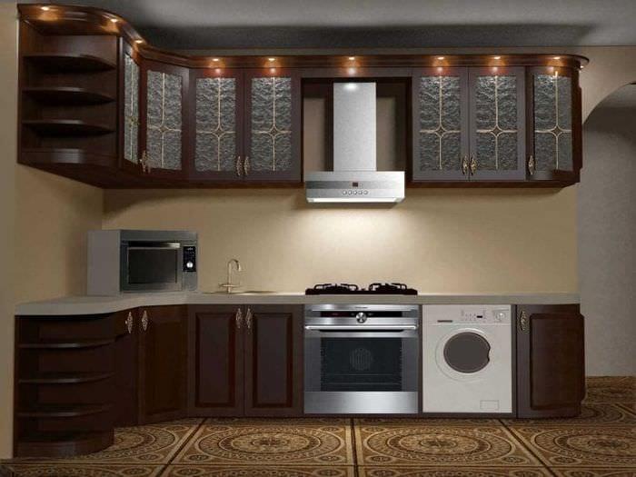яркий эргономичный дизайн гостиной