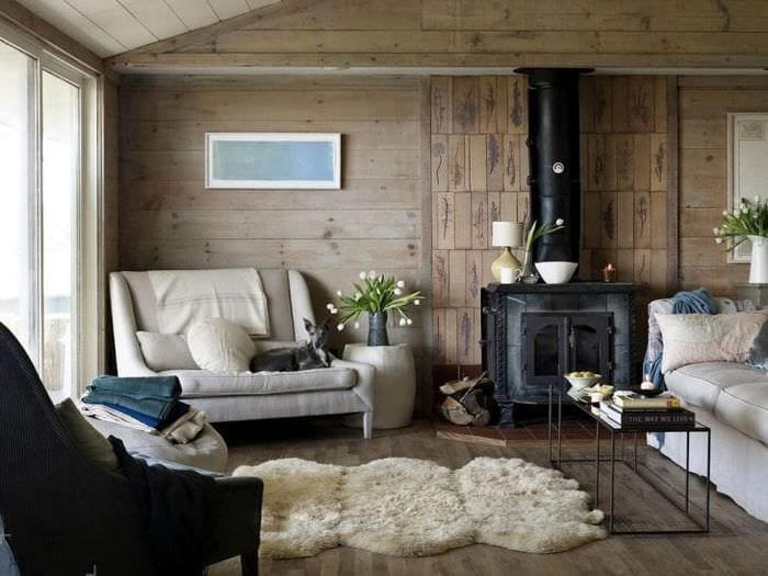 уютный красивый стиль спальни