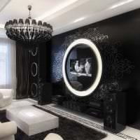 яркая белая мебель в дизайне спальни фото