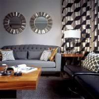 необычный интерьер квартиры в стиле фьюжн фото