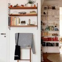 светлый интерьер квартиры в шведском стиле фото