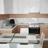 яркий эргономичный дизайн квартиры картинка