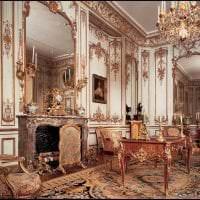 необычный стиль спальни в стиле барокко картинка