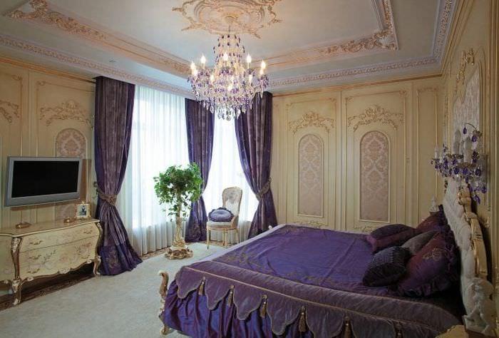 необычный стиль квартиры в стиле барокко