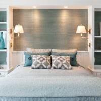 идея шикарного декора гостиной комнаты своими руками фото