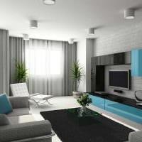 идея красивого декорирования гостиной комнаты своими руками картинка