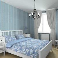 сочетание темных цветов в дизайне спальни фото
