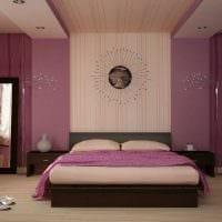 сочетание светлых оттенков в стиле спальни фото