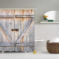 красивое оформление дверей подручными материалами картинка
