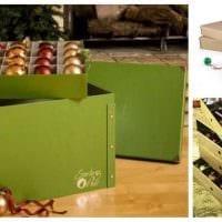 необычное оформление коробок для хранения своими руками картинка