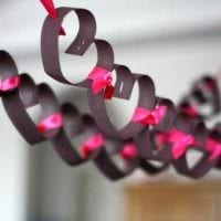 необычное оформление комнаты своими руками на день святого валентина фото