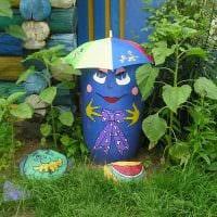 оригинальное оформление декора загородного дома цветами фото