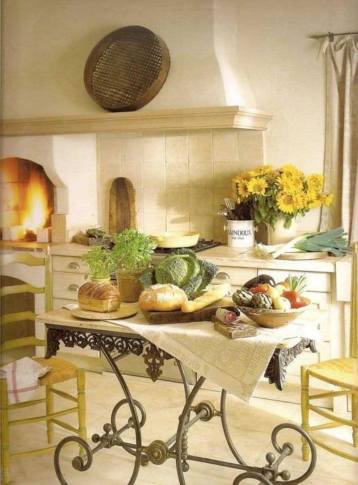 цветы картинки для декорации кухни классическом интерьере